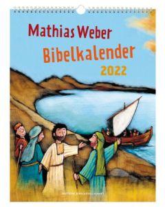 Bibelkalender 2022 - Mathias Weber
