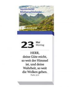 Neukirchener Bibelspruchkalender 2022 - Abreißkalender