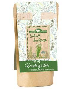 "Küchenkräuter Saatvogel ""Schnittknoblauch"""