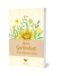 Notizbuch Meine Gartenlust
