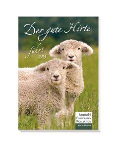 Postkartenbuch: Der gute Hirte führt uns
