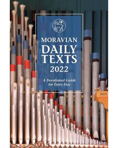 Moravian Daily Texts 2022