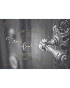 """Postkarten """"Türen"""" 4er-Serie"""