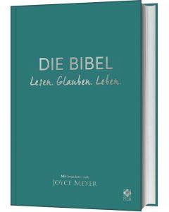 Die Bibel. Lesen. Glauben. Leben. Lederausgabe