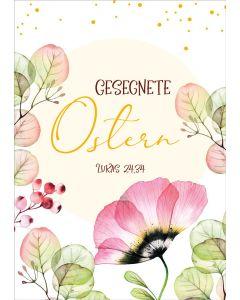 """Postkartenserie """"Gesegnete Ostern"""" - 10 Stück"""