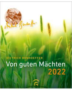 Von guten Mächten 2022 - Postkartenkalender