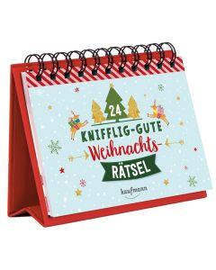 24 knifflig-gute Weihnachtsrätsel