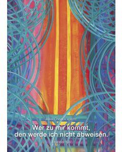 Jahreslosung 2022 - Postkarten 10er Serie