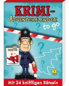 Krimi-Adventskalender to go 3