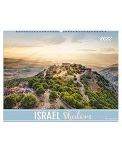 Israel Shalom 2022 - Wandkalender
