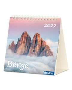 Berge 2022 - Tischkalender