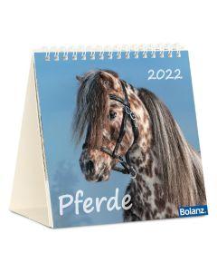Pferde 2022 - Tischkalender