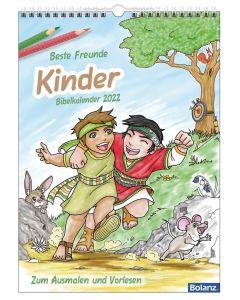 Kinderbibelkalender 2022 - Wandkalender