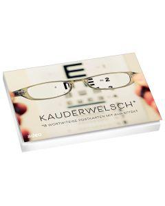 Kauderwelsch* - Postkartenset
