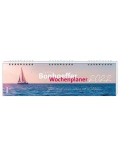 Dietrich Bonhoeffer Wochenplaner 2022
