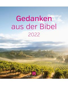 Gedanken aus der Bibel 2022