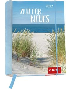 Zeit für Neues 2022 - Buchkalender