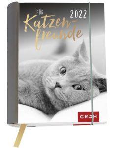 Für Katzenfreunde 2022 - Buchkalender
