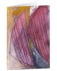 """Kunstkarten """"Himmelswächter 5"""" 5 Stk."""