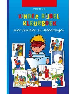 Kinder-Mal-Bibel - niederländisch