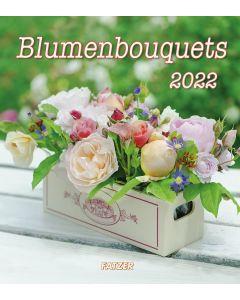 Blumenbouquets 2022 - Wandkalender