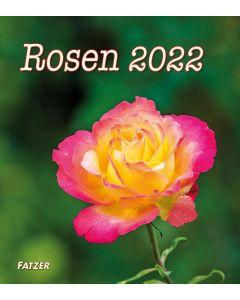 Rosen 2022 - Wandkalender