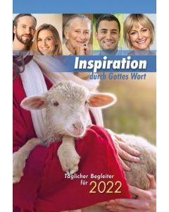 Inspiration durch Gottes Wort 2022 - Großdruck