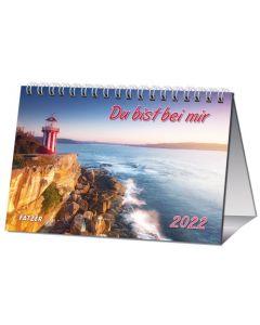 Du bist bei mir 2022 - Tischkalender