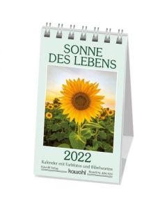 Sonne des Lebens 2022 - Aufstellkalender