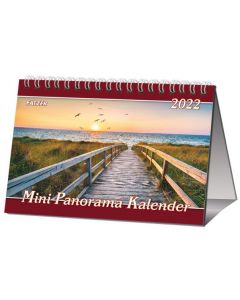 Mini Panorama Kalender 2022