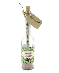 """Flaschengrüße - """"Wunscherfüller"""""""
