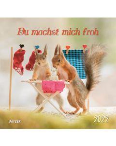 Du machst mich froh 2022 - Wandkalender