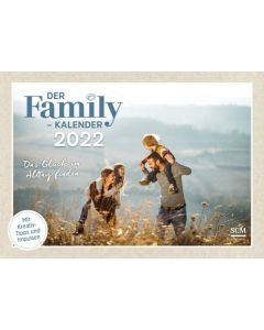 Der Family-Kalender 2022