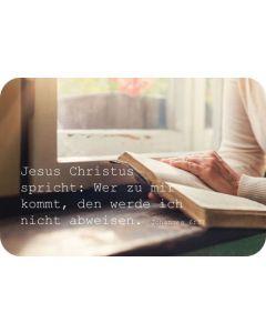 Jahreslosung 2022 - Minikalender Bibel - 20 Stk.