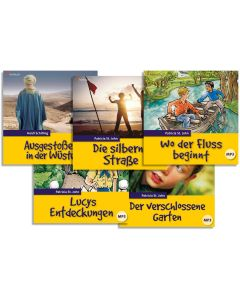 "Hörbuch-Paket ""Gelbe Reihe"" - 5 CDs"