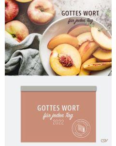 Gottes Wort für jeden Tag 2021 - Abreißkalender