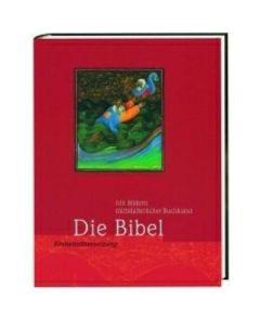 Die Bibel mit Bildern mittelalterlicher Buchkunst