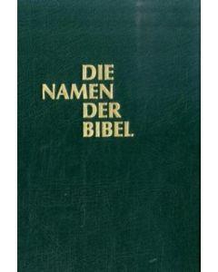 Die Namen der Bibel und ihre Bedeutung