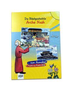 Mal- und Leseheft Arche Noah