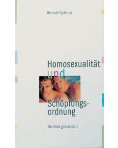 Homosexualität und Schöpfungsordnung