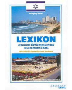 Lexikon biblischer Ortsbenennungen im modernen Israel
