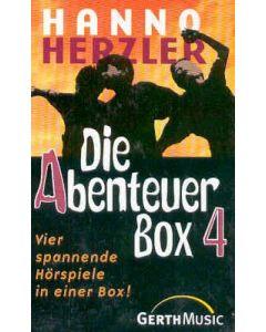 Die Abenteuer-Box 4, (Folge 13-16)