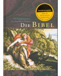 Die Bibel mit Kupferstichen von Matthias Merian