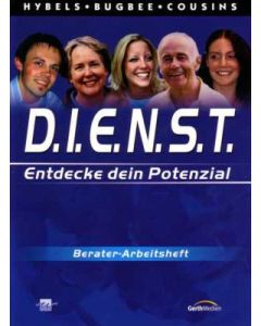 D.I.E.N.S.T - Gabenberaterheft
