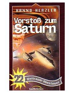 Vorstoß zum Saturn