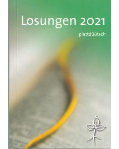 Losungen 2021 Plattdüütsch