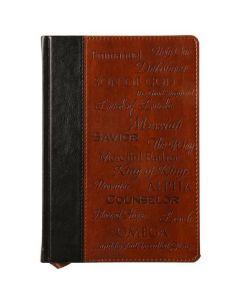 Notizbuch The Names of Jesus