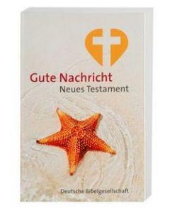Gute Nachricht - NT - Motiv Seestern - Verteilbibel